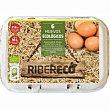 Huevos ecológicos 6 unid RIBERECO