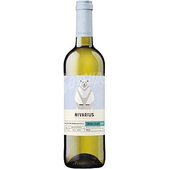 NIVARIUS Vino blanco tempranillo D.O. Rioja botella 75 cl botella 75 cl