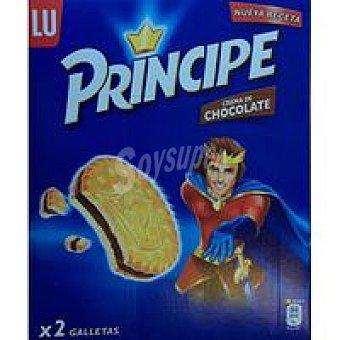 Príncipe Galleta Príncipe rellena chocolate 10 bolsitas de 40 g