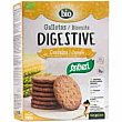 Galletas digestive bio 400 g Santiveri