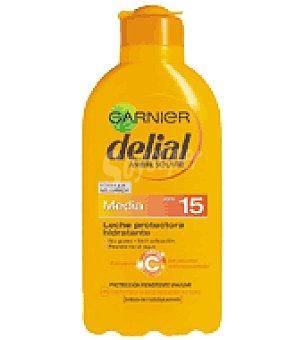 Delial Garnier Leche solar ultra Bote de 200 ml