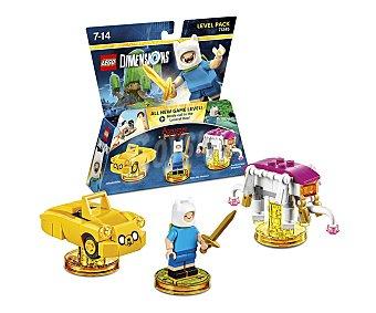 LEGO Pack de nivel Hora de aventuras, incluye 3 figuras interactivas lego Dimensions