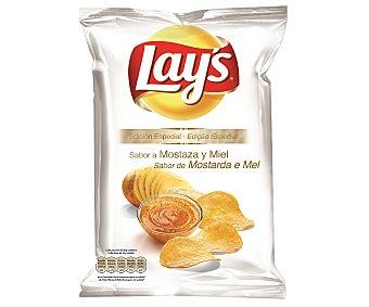 Lay's Patatas sabor a mostaza y miel 128 g