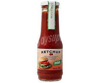 SANTIVERI Salsa ketchup sin sal 290 gramos