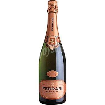 Ferrari Perle Rosé vino rosado de Italia botella 75 cl botella 75 cl