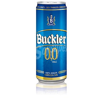 Buckler Cerveza 0.0% Lata 33 cl
