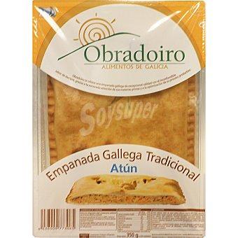 Obradoiro Empanada gallega tradicional de atun envase 350 g Envase 350 g