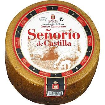 Señorio DE castilla queso D.O. Zamorano  3 kg (peso aproximado pieza)