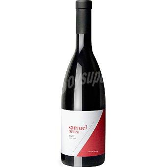 SAMUEL PEREA Vino tinto Syrah Andalucía botella 75 cl