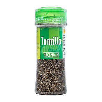 Hacendado Tomillo (tapon verde) Tarro 28 g