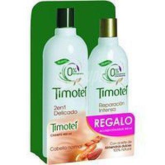 Timotei Champú 2en1 Bote 400 ml + Acondicionador