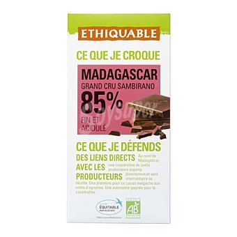 Ethiquable Chocolate negro 100 g