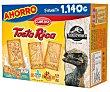Galletas tostadas 6 vitaminas tosta 1140 g Rica