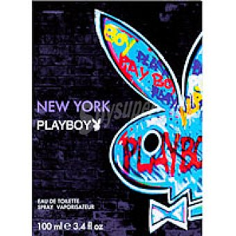 PLAYBOY Man Colonia para hombre New York Vaporizador 100 m