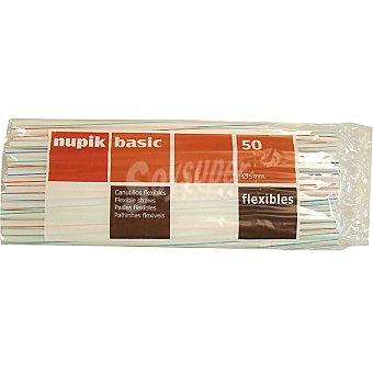 Nupik Pajita flexible Bolsa 50 unidades