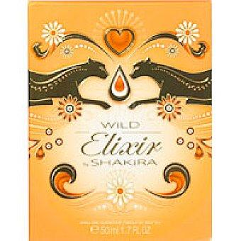 Shakira Colonia para mujer Wild Elixir 50 ml