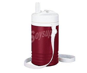 IGLOO Botella isotérmica, mantiene el frío/calor de sus bebidas, con boquilla flip y correa ajustable, capacidad de 1 litro 1 unidad