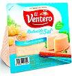 Queso mezcla tierno bajo contenido en sal 250 g El Ventero