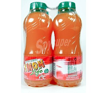 Simon Life Refresco de mandarina Pack 4x33 cl