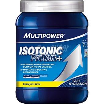 MULTIPOWER Isotonic y Proteínas rápida hidratación sabor limón  bote 675 g