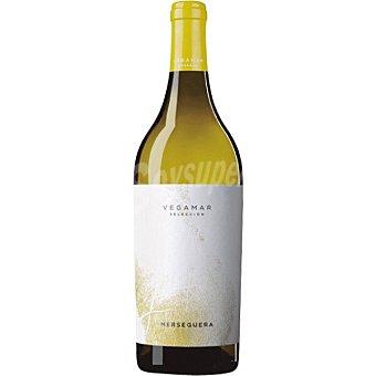 Vegamar Merseguera vino blanco DO Valencia Botella 75 cl