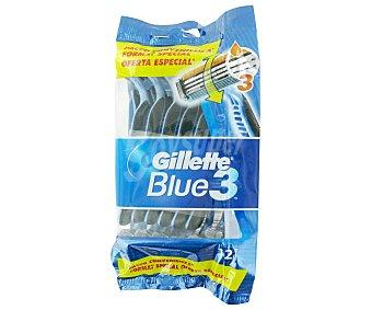 Gillette Maquinillas Desechables 12u