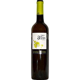 RIBERA DE ASON Vino blanco joven Costa de Cantabria botella 75 cl Botella 75 cl
