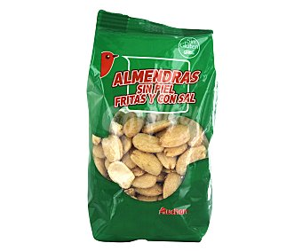 Auchan Almendras peladas fritas con sal 200 g