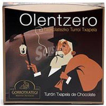 Gorrotxategi Turrón Txapela de Olentzero Tableta 300 g