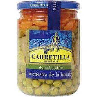 Carretilla Menestra de verduras Frasco 225 g