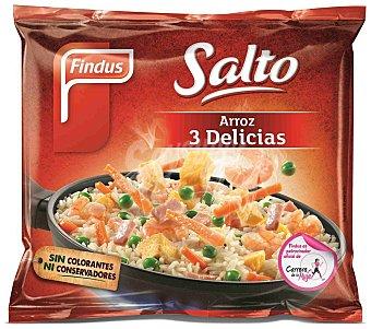 Findus Arroz 3 delicias tradicional  Bolsa 500 g