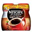 Café soluble descafeinado classic Pack de 2 unidades de 200 g Nescafé