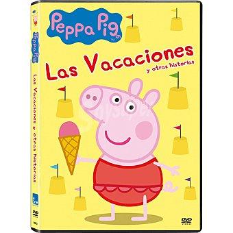 PEPPA PIG : Las Vacaciones Y Otras Historias DVD