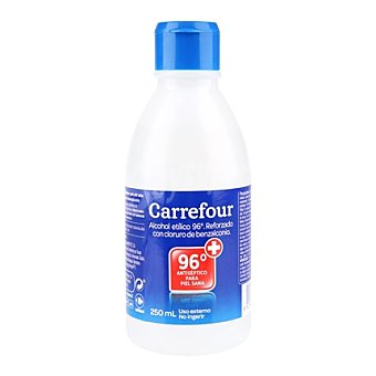 Carrefour Alcohol 96º 250 ml