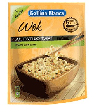 Gallina Blanca Wok thai ideas plato 80 g