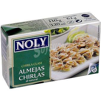 Noly Almeja-chirla al natural Lata 62 g