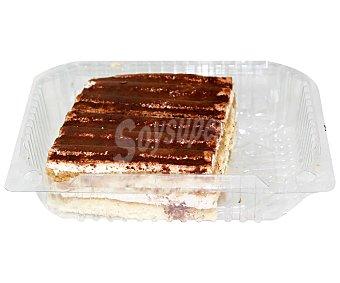 Tres Bandeja con 2 pasteles de chocolates 2 x 150 gr