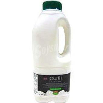 Purity Leche fresca inglesa semidesnatada Botella 2 l