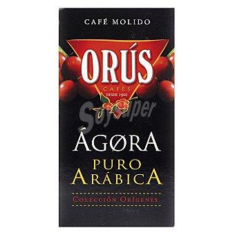 Orus Café molido puro ágora 250 g