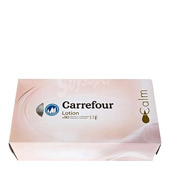 Carrefour Tissues Balsam faciales 90 ud
