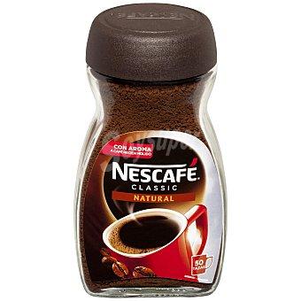 Nescafé Café soluble natural frasco 100 g