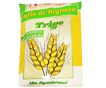 COMEZTIER Gofio de régimen de trigo 500 Gramos