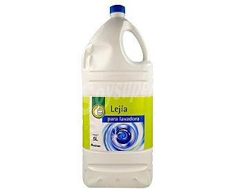 Productos Económicos Alcampo Lejía para lavadora 5 litros