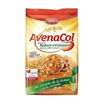 CUETARA Galletas Avenacol rústica Bolsa de 300 g