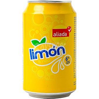 Aliada Refresco de limón Lata 33 cl