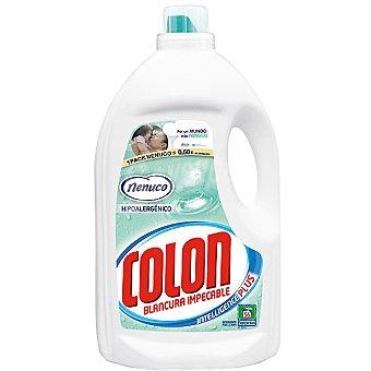 Colón Detergente máquina líquido concentrado gel Nenuco Botella 56 dosis