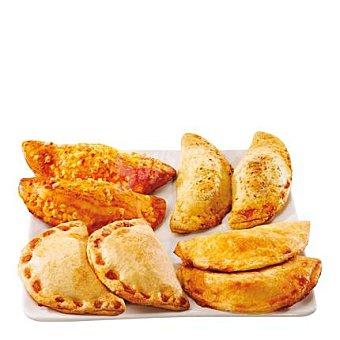 Carrefour Empanadillas de pollo y champiñón Pack de 3 u