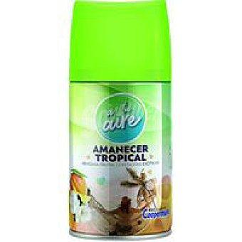 TU AIRE Ambientador autom. Amanecer Tropical A 335 ml