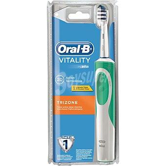 BRAUN - ORAL B Trizone Vitality Cepillo dental con tecnología de limpieza profunda de triple acción blister 1 unidad