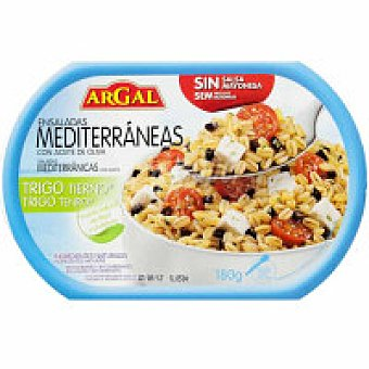 Argal Ensalada de trigo tierno Tarrina 180 g